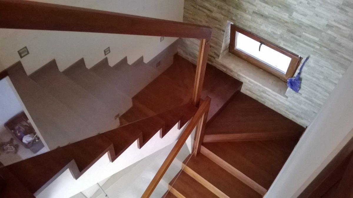Schody na beton – Stalowa wola, Pysznica